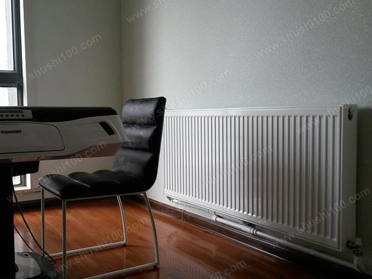 家庭采暖安装 暖气片安装简洁大气