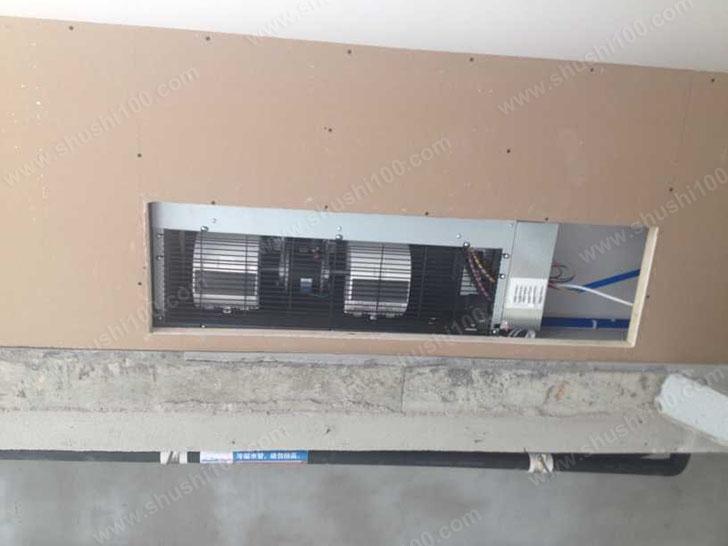 中央空调安装 室内机隐藏安装