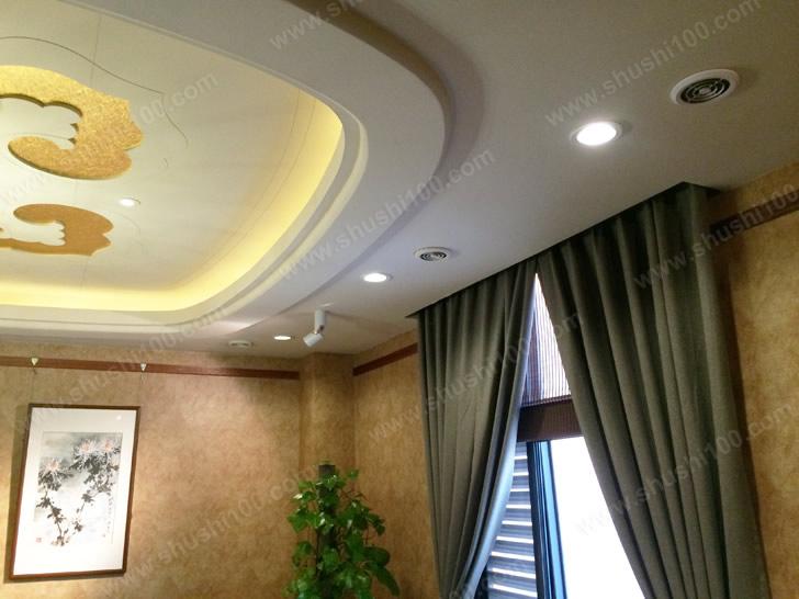 松下新风系统安装工程—郑州云弄茶马餐厅新风工程案例
