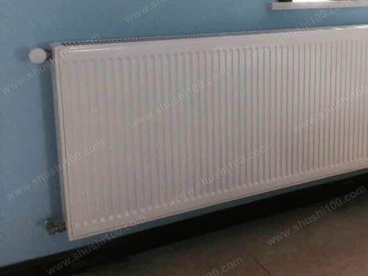 暖气片安装效果图 满室温暖