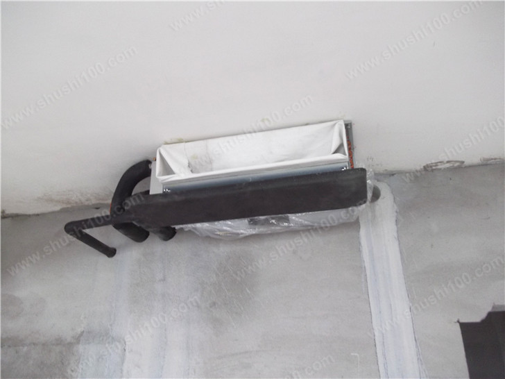 武漢海昌天瀾中央空調、地暖、新風、凈水集成安裝工程案例