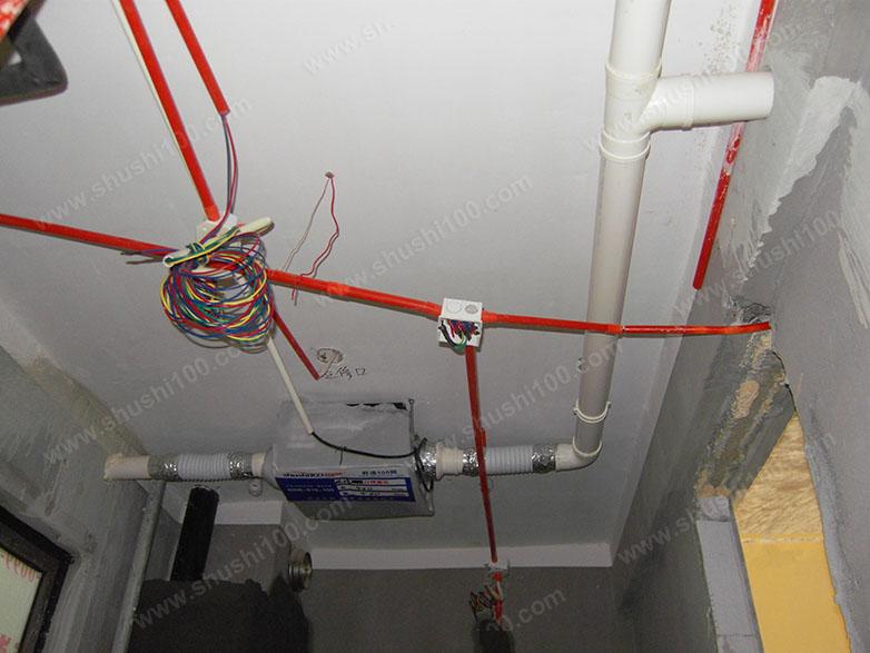 新风系统安装 新风系统安装完毕
