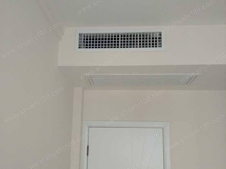 中央空调效果图 给卧室带来清凉