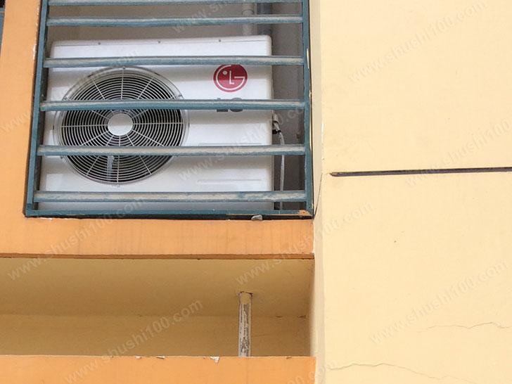 中央空调安装 中央空调室外机安装