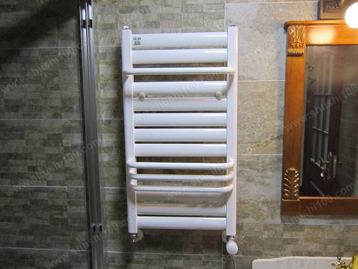 暖气片安装效果图 卫浴也温暖