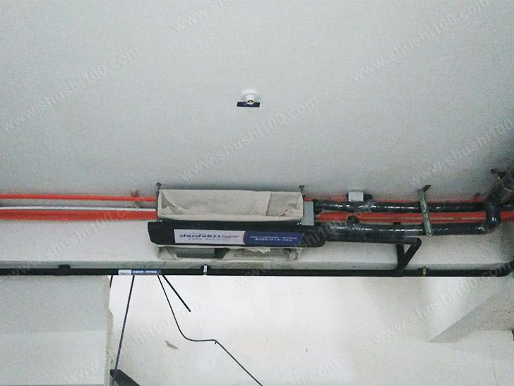 中央空调室内机安装图