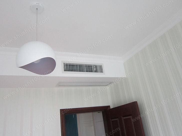 中央空调安装效果图 随时带来清凉享受