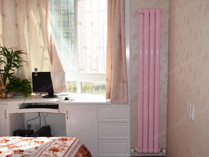 暖气片安装效果图—暖气片材质多多样式多多