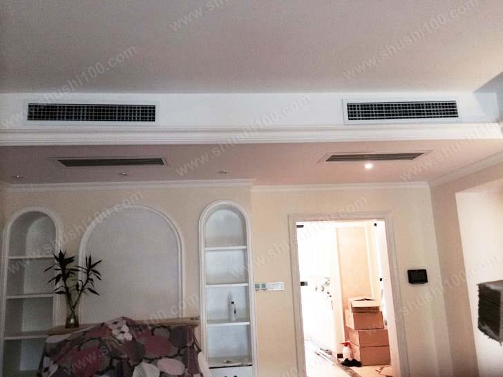 岳阳岳州帝苑中央空调、壁挂炉工程实例—完美工艺带给客户十分满意