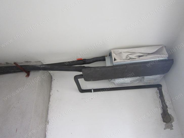 武汉中央空调+壁挂炉联动工程实例—制冷采暖生活热水一步到位