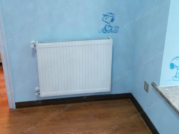 家庭采暖安装 暖气片安装效美观雅致