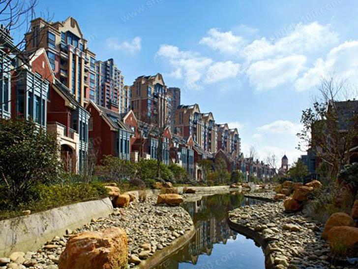 雍城世家小区实景图