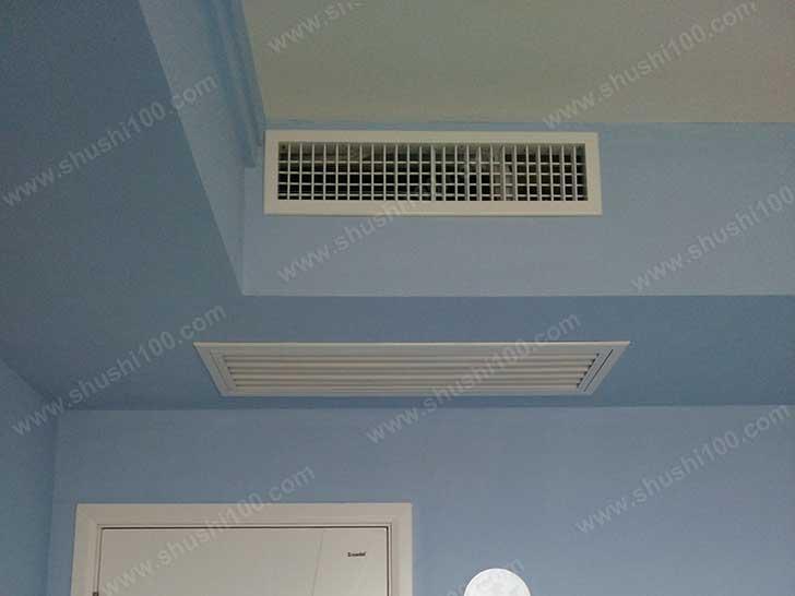 中央空调效果图 配合装修风格