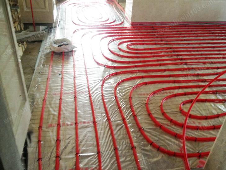 福州自建别墅地暖工程实例—没有燃气也可以舒适采暖
