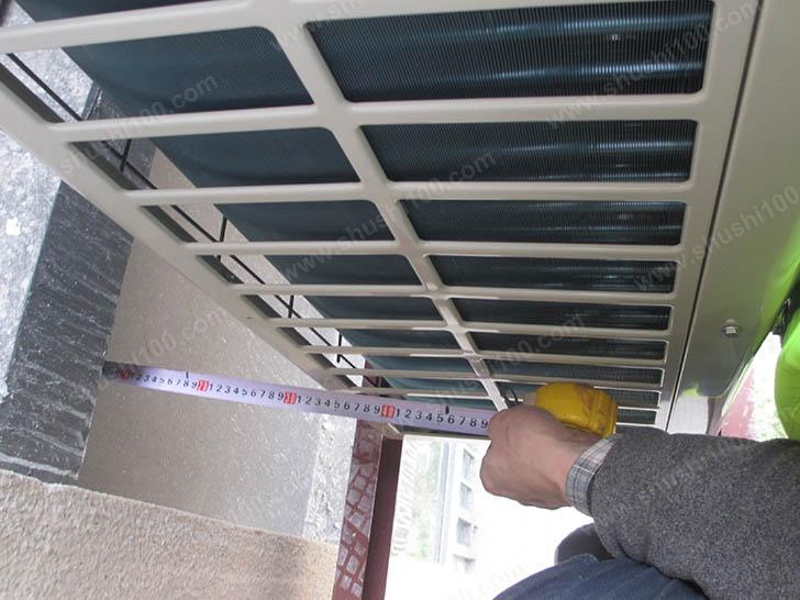 中央空调安装 现场精准测量
