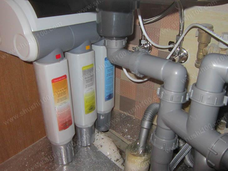 中央净水效果图 安装不占据活动空间