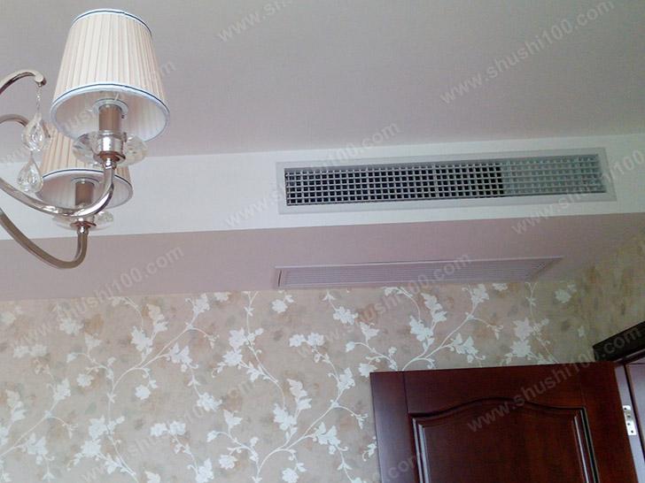 中央空调安装效果图展示