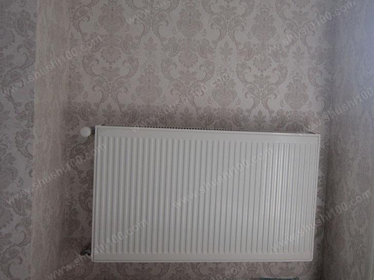 暖气片安装效果图 融入室内环境