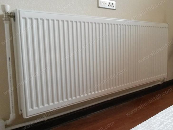 孝感明装暖气片工程案例—北大鸿城三室两厅暖气片安装工程