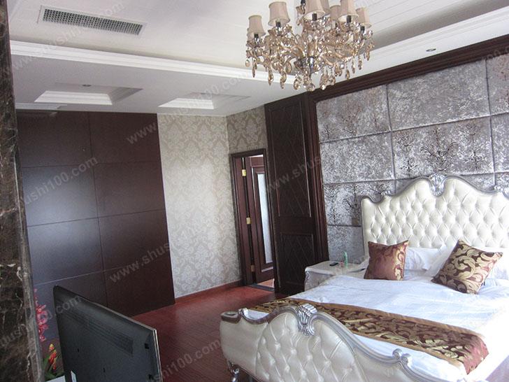 卧室中央空调安装效果图展示