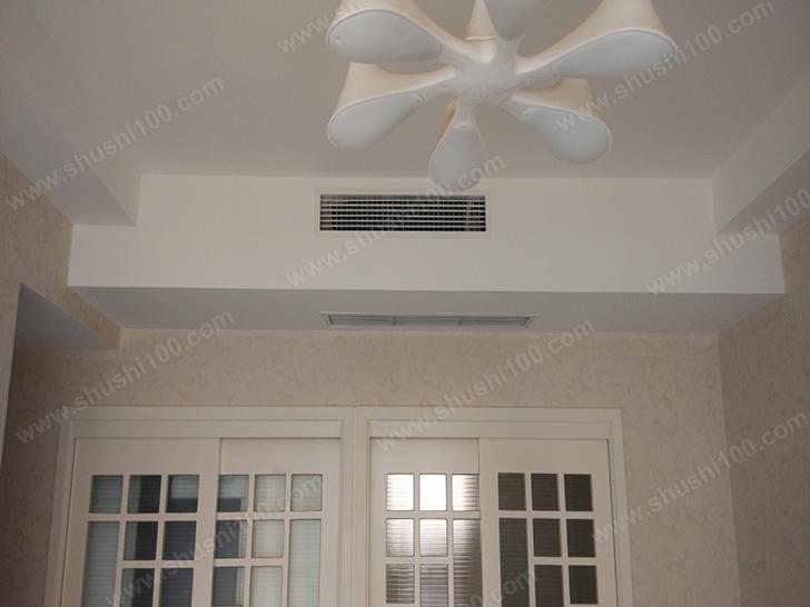 中央空调效果图