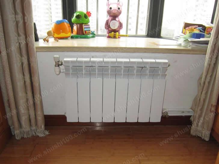 暖气片图片欣赏-暖气片装修效果图展示