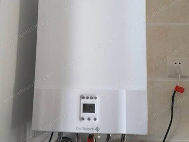 长春远洋戛纳小镇家庭采暖安装工程—用壁挂炉作集中供暖的补充