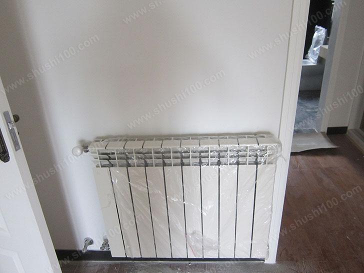 暖气片效果图 洁白大方的暖气片