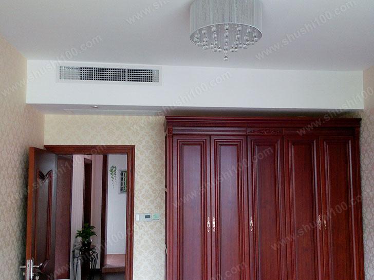 中央空调安装效果展示