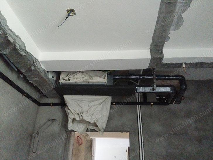 中央空调安装 中央空调施工图