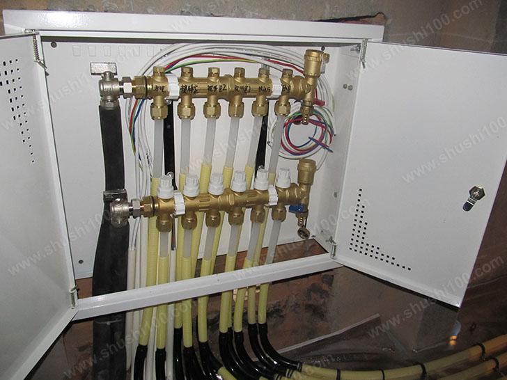 地暖管铺设安装图