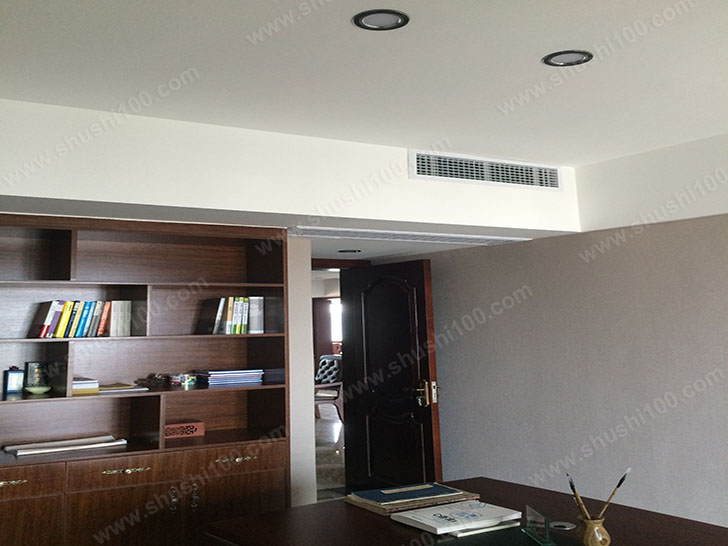 中央空调安装 中央空调效果图展示