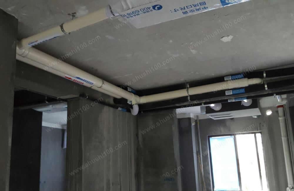 宁波华庭公寓新风系统安装效果图