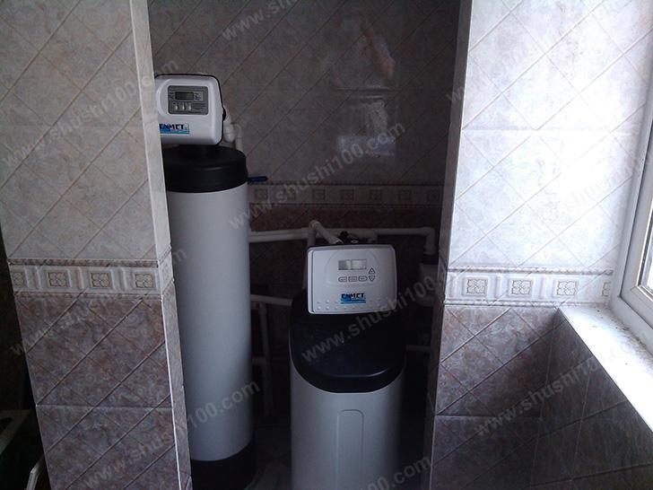 连云港赣榆黄海路标准件楼净水器安装效果图
