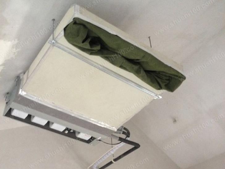 石家庄建投十号院中央空调、新风系统安装工程—舒适清新两不误