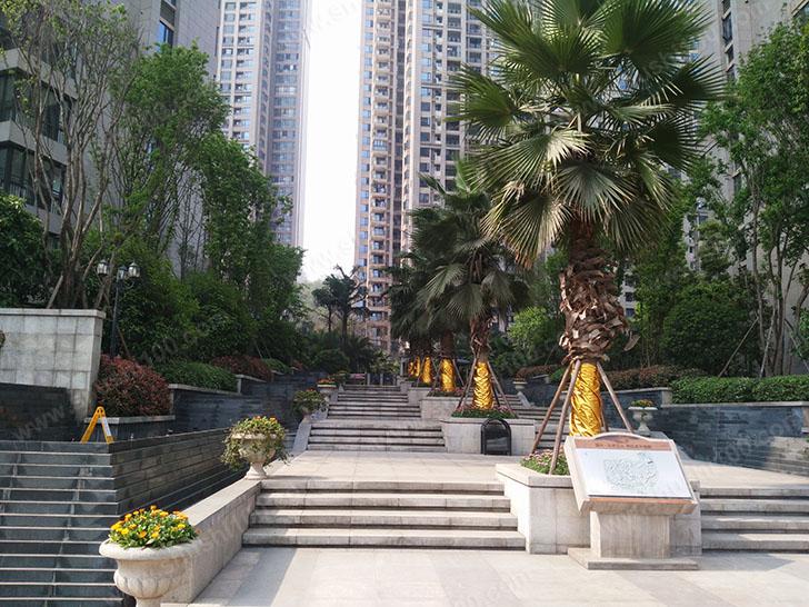 重庆国兴北岸江山中央空调、地暖、中央净水集成安装工程
