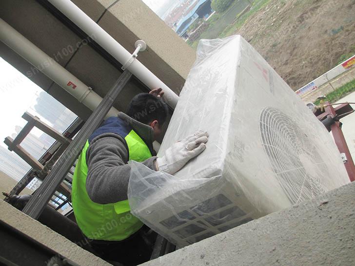 中央空调安装 三菱重工室外机安装