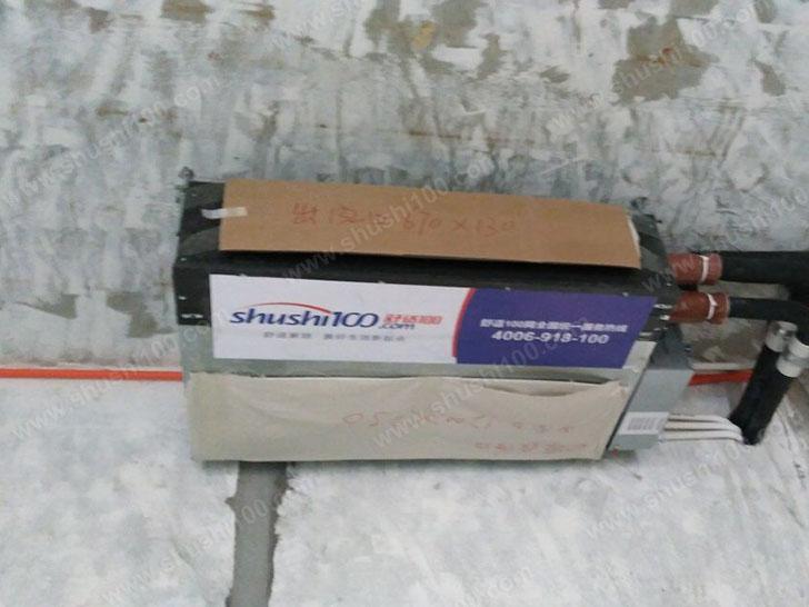 中央空调施工图 薄型室内机