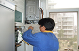 八喜壁挂炉安装—你造吗?燃气壁挂炉安装不规范影响热效率