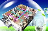 新风系统造价—松下全热交换器安装价格展示