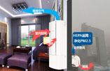 抗霾,一定要选对方法,松下壁挂式新风系统推荐