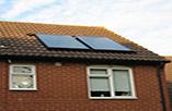 太阳能真空管-真空管太阳能与平板太阳能对比分析