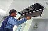 家用中央空调过滤网—中央空调过滤网清洗步骤分析