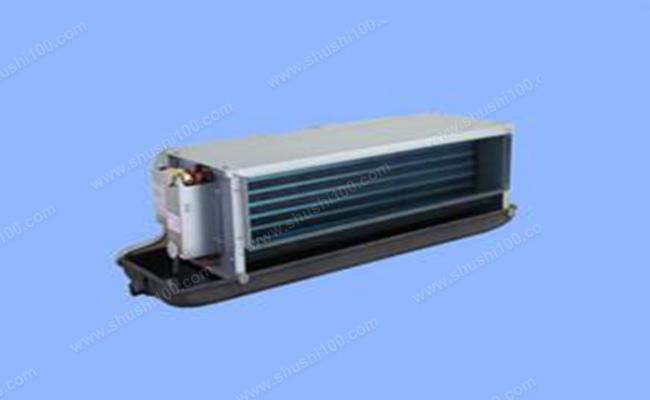 风机盘管是什么-风机盘管系统原理及特点介绍