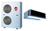 特灵水系统中央空调如何舒适制热—特灵水系统中央空调优势盘点