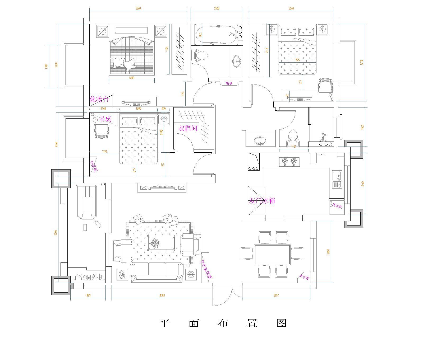 中央空调,家庭采暖免费设计