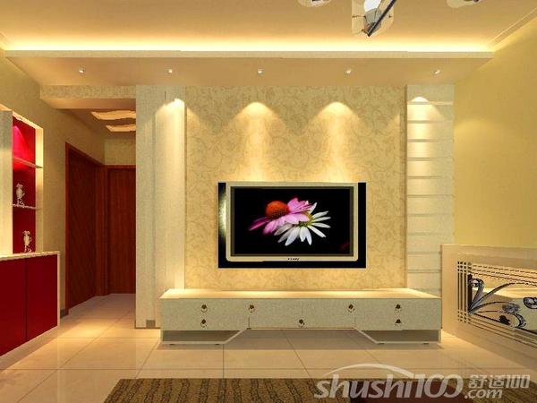影视墙设计 影视墙设计设置方位 背景墙装修风水认为,电视背景墙不可以处在房屋的财位上。因为房屋的财位是主清静、安定的,而电视机却是喧闹嘈杂的。其次,电视背景墙在不可以直面窗户的同时,也不可以处在开有窗户的墙面上。 影视墙设计色调与形式 在影视墙装修风水中,客厅的朝向和背景墙的主色调是存在联系的。