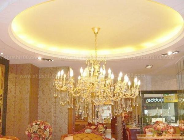 欧式吊灯材质—欧式吊灯材质以及特点介绍