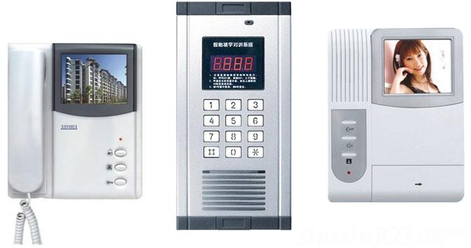 楼宇对讲安装—如何选择合适的楼宇对讲进行安装