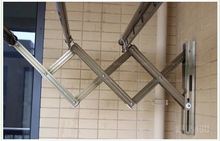 露天阳台晾衣架 露天阳台晾衣架的优势特点